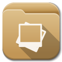 Apps Folder Pictures icon