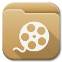 Apps Folder Video icon