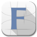 Apps Font icon