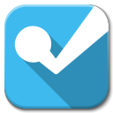 Apps Foursquare B icon