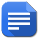 Apps Google Drive Docs icon