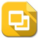 Apps Google Drive Slides icon