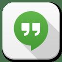 Apps Google Hangouts B icon