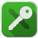 Apps Keepass icon