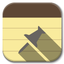 Apps Note Taking App A icon