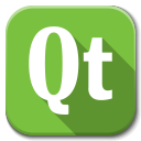 Apps Qt icon