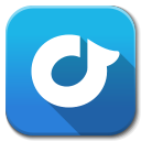 Apps Rdio icon