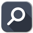 Apps Search Log icon