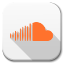 Apps Soundcloud B icon