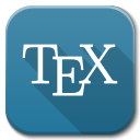 Apps Texstudio icon