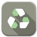 Apps-Trash-Empty icon