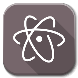 Apps Atom icon
