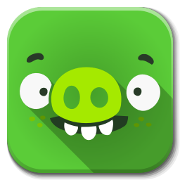 Apps Bad Piggies icon
