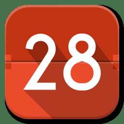 Apps Calendar icon