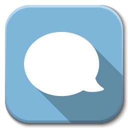 Apps Chat B icon