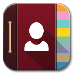 Apps Contacts icon