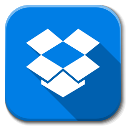 Apps Dropbox B icon