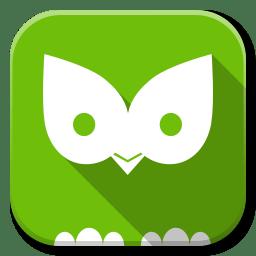 Apps Duolingo B icon