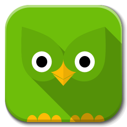 Apps Duolingo icon