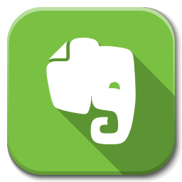 Apps Evernote B icon