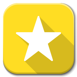 Apps Favorite icon
