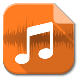 Apps File Audio icon