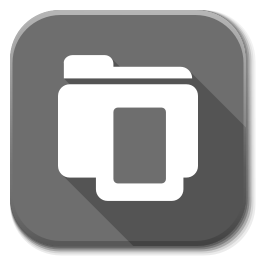 Apps File Open icon