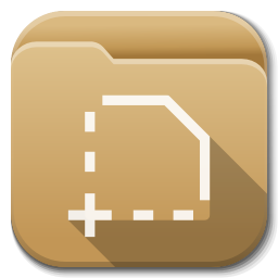 Apps Folder Templates icon