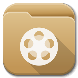 Apps Folder Video B icon