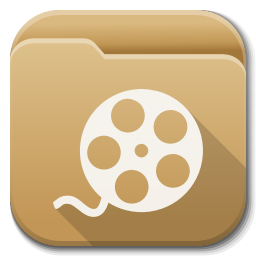 Apps Folder Video icon