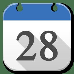 Apps Google Calendar B icon