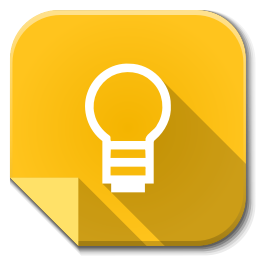Apps Google Keep icon