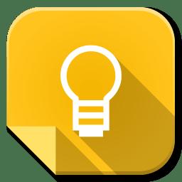 Apps Google Keep icon
