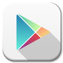 Apps Google Play B icon