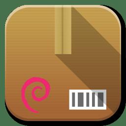 Apps Package Debian icon