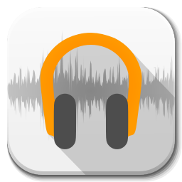 Apps Player Audio B icon