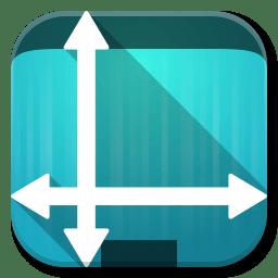 Apps Preferences Desktop Display icon