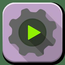 Apps Run Executable icon