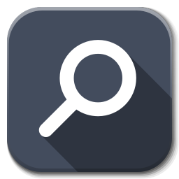 Apps Search Log Icon Flatwoken Iconset Alecive