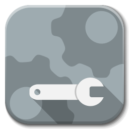 Apps Settings B icon