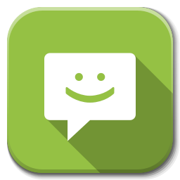 Apps Sms B icon
