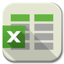 Apps Spreadsheet App icon