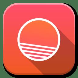 Apps Sunrise Calendar icon