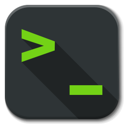 Apps Terminal Pc 104 icon
