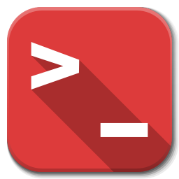 Apps Terminal Root icon