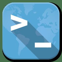 Apps Terminal Ssh icon