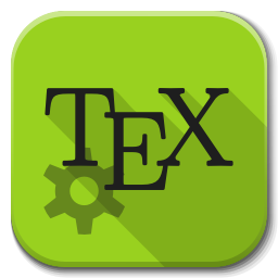 Apps Texmaker icon