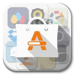 Apps Ubuntu Software Center B icon
