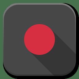 Apps Volume Recorder B icon