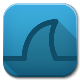 Apps Wireshark icon